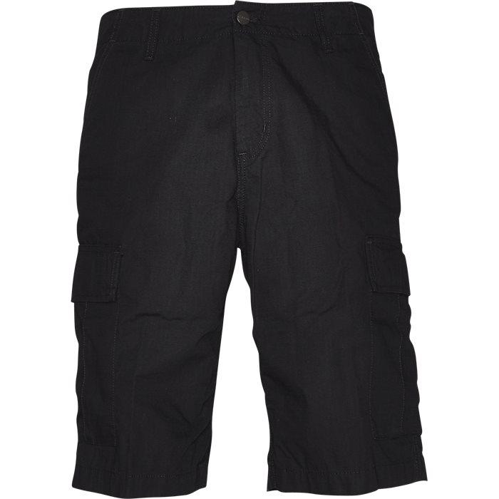 Regular Cargo Shorts - Shorts - Regular - Sort